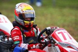 Mais ação da 5a etapa do Kartódromo Granja Viana