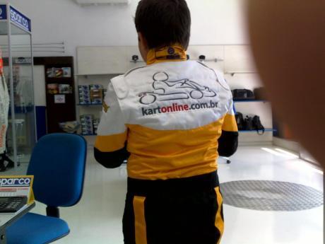 Novo apoio ...considerado o melhor Site de Kart da atualidade
