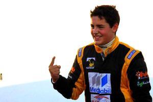 Primeira Pole da história da Formula Junior