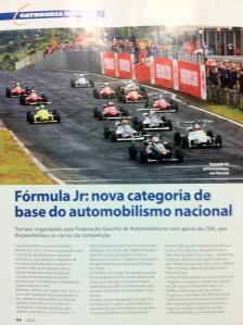 Racing Edição Ayrton Senna - Victor na frente na Formula Junior